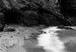 Tintagel Merlins Cave